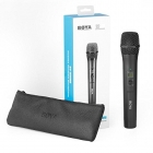 BOYA BY-WHM8 48-Channel UHF Wireless Dynamic Handheld Microphone Transmitter for BY-WM6, BY-WM8 Microphone System for Interview Presentation Talk Show Speech