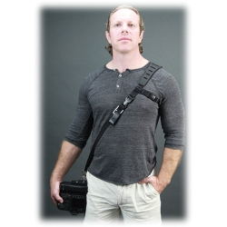 CARRY SPEED EXTREME SPORTS BLACK STRAP CAMERA STRAPS