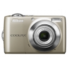 Nikon Coolpix L22 Digital Camera 12 Megapixel , 3.6 optical zoom Camera