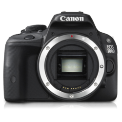 Canon 100D Digital SLR camera 18-55 Lens