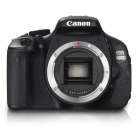 Canon 600D -Body Canon EOS Digital SLR Camera