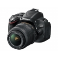 Nikon D5100 Digital SLR Camera With 18-55mm VR