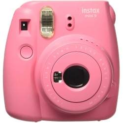 Fujifilm Instax Camera Instax Mini 9 Instant Camera  (Pink) Flamingo