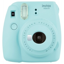 Fujifilm Instax Camera Instax Mini 9 Instant Camera  (Ice Blue)