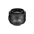 Nikon AF-S DX Nikkor 35mm f/1.8G Prime Lens for Nikon Digital SLR Camera (Black) nikon dslr lens dealer