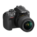 Nikon D3400 with D-ZOOM KIT AF-P DX NIKKOR 18-55mm f/3.5-5.6G VR  AF-P DX NIKKOR 70-300mm f/4.5-6.3G ED VR