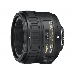 Nikon AF-S Nikkor 50mm f/1.8G Prime Lens for Nikon DSLR Camera lowest price in india