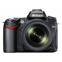 Nikon D90 Digital SLR 12.3 Megapixel (18-105) kit