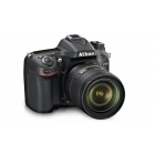 Nikon D7100 (with AF-S 16-85mm VR Kit Lens)