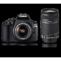 CANON EOS 1200D Dual Kit (EF S18-55 IS II & EF S55-250 IS II)