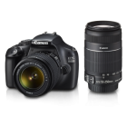 CANON 1100D EOS 1100D KIT III (EF S18-55 f/3.5-5.6 IS II & EF S55-250 f/4-5.6 IS II)
