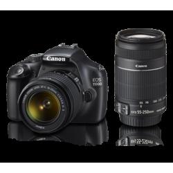 CANON 1100D EOS 1100D KIT III (EF S18-55 f/3.5-5.6 IS II & EF S55-250 f/4-5.6 IS II)