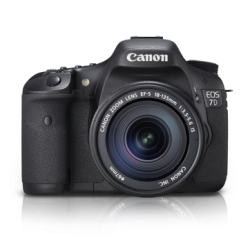 CANON EOS 7D Mark II Kit (EF-S18-135mm f3.5-5.6 IS STM)