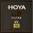 Hoya 52 mm HD Ultra Violet Ultra Violet Filter