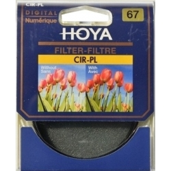 Hoya 67 mm Circular Polarizer Filter