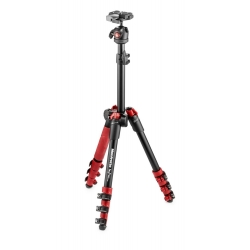 Manfrotto Befree One Alu kit BH Black  tripod for DSLR