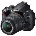 Nikon D5000 12.3 megapixel dslr camera (BODY ONLY)